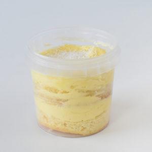 glutenvrije cake jar