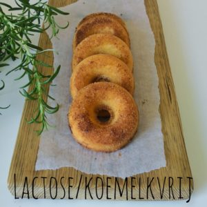 glutenvrije donuts