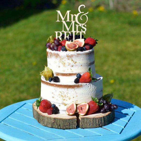 bruidstaart-mr&mrs-glutenvrij