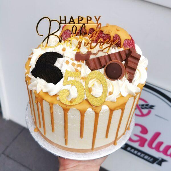 glutenvrije-verjaardagstaart