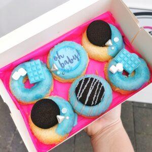 Glutenvrije-thema-donuts