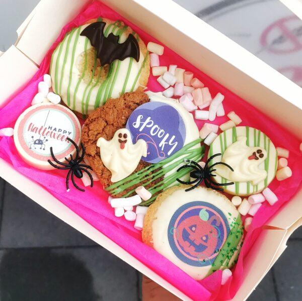 halloween sweet-box